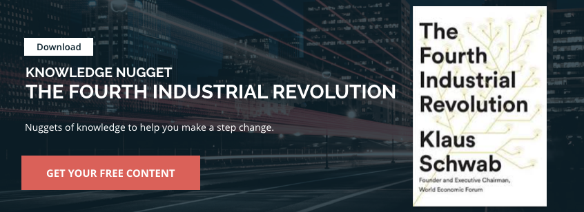 the fourth industrial revolution-cta