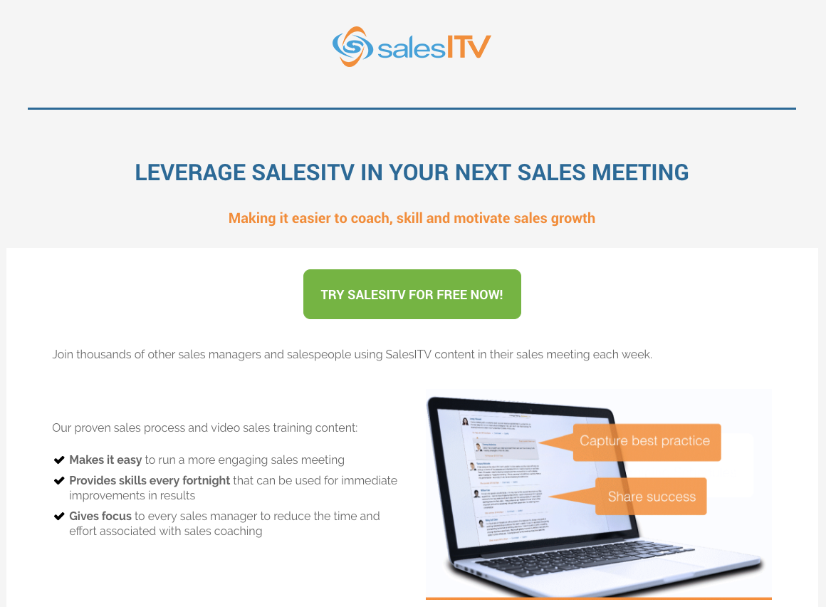 salesitv-bottom-of-the-funnel-example