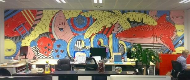mambo artist mural
