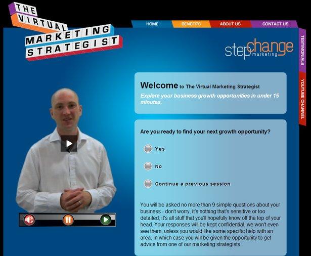 virtual marketing strategist