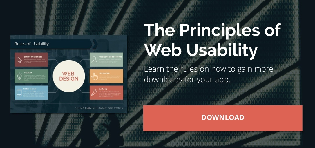 Download the Principles for Web Usability ebook