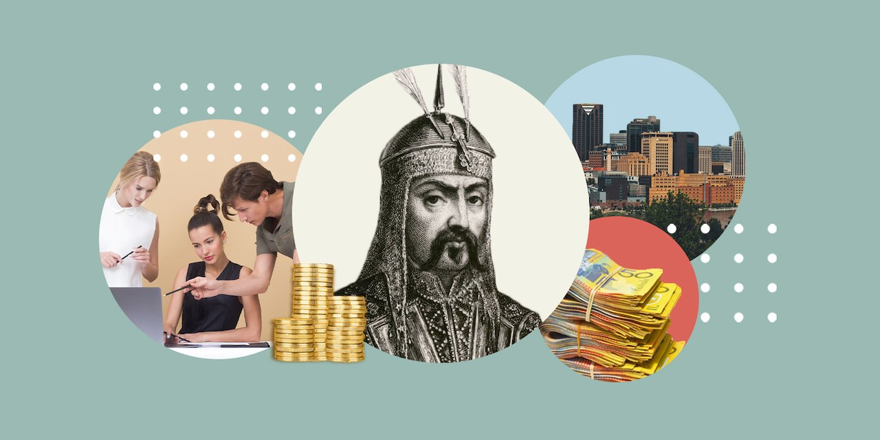 What Would Genghis Khan Do During a Recession?
