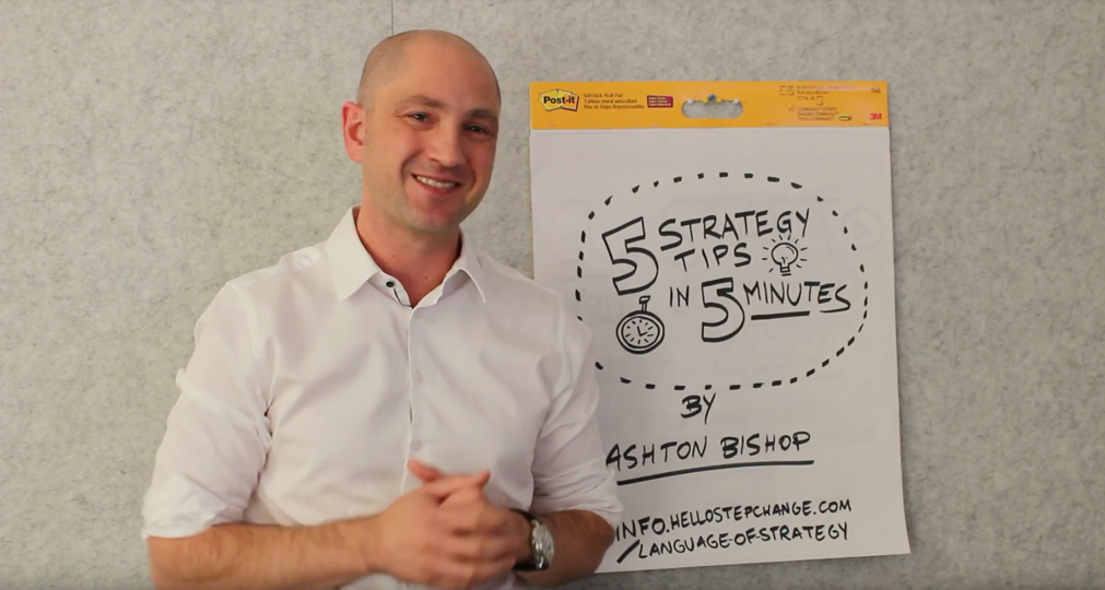 5 Powerful Business Strategy Tips to Fuel Your Growth [VIDEO]