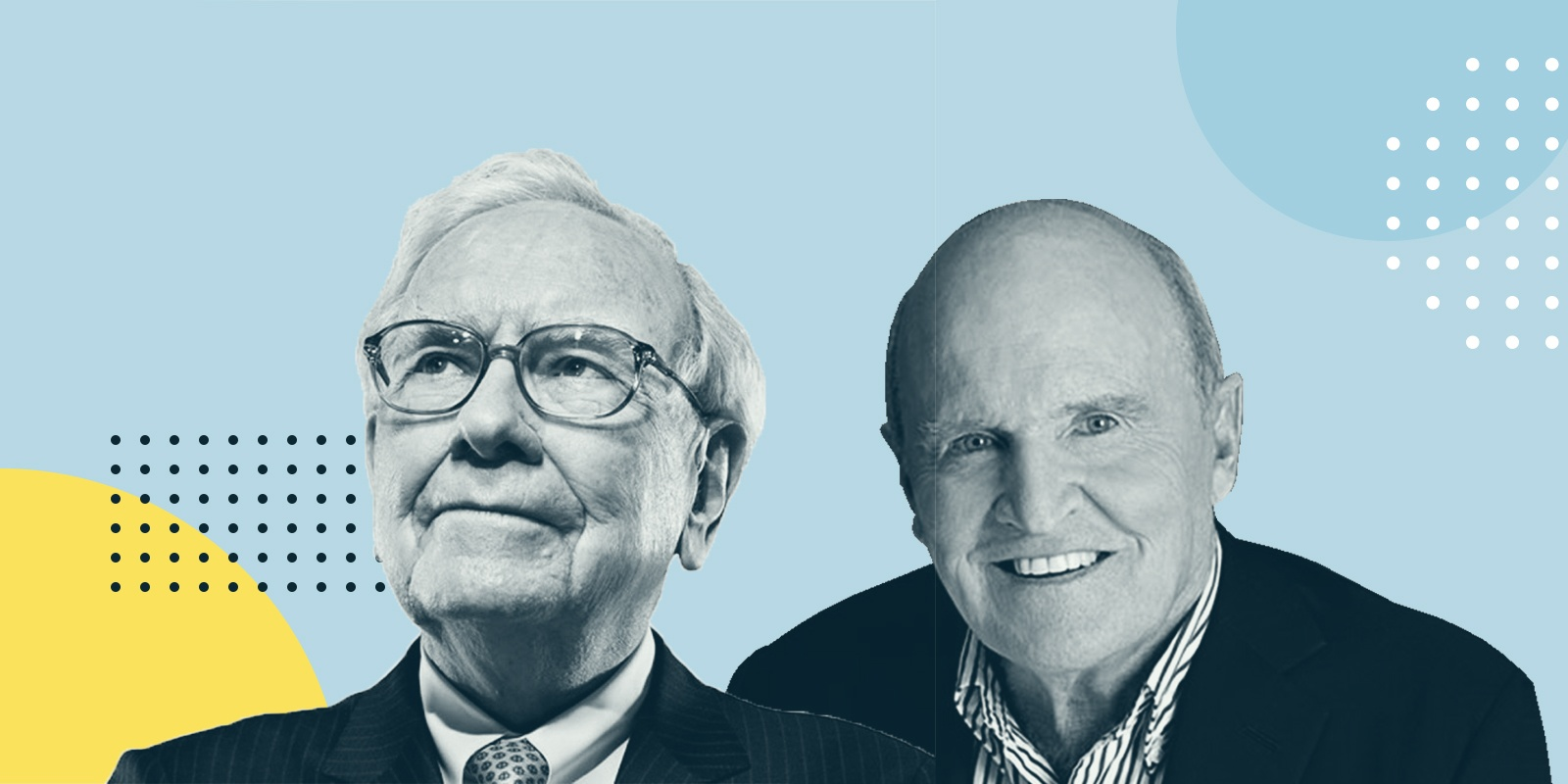 How Would Warren Buffett and Jack Welch Launch Your New Brand?