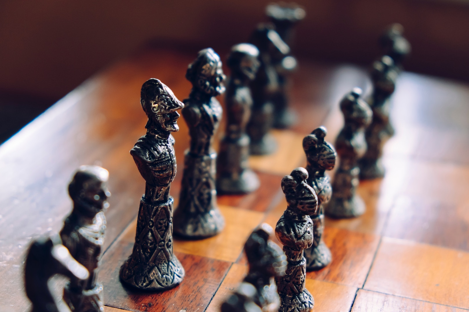 History's Greatest Strategists: Assemble Your Ultimate Advisory Board