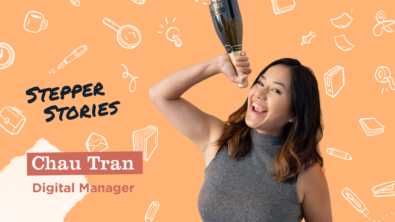 Meet Chau Tran, Step Change's Digital Manager & Resident Rum Runner