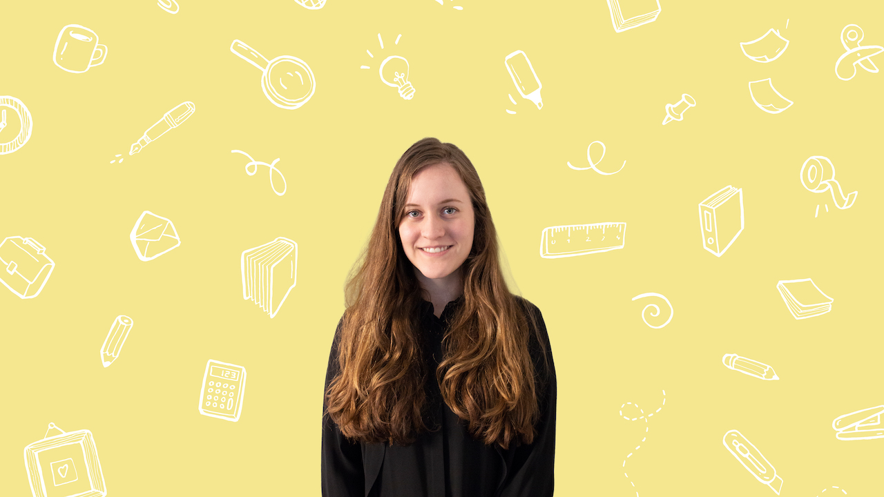 Meet Madeleine Robson, Our Bright-Eyed Wordsmith