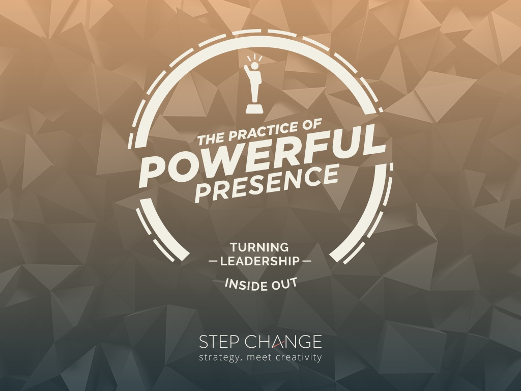 Only 12 Seats Left for Powerful Presence This November!