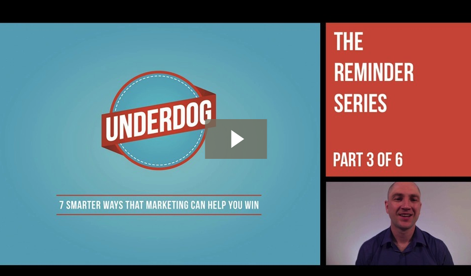 Underdog Reminder Series – Automagic