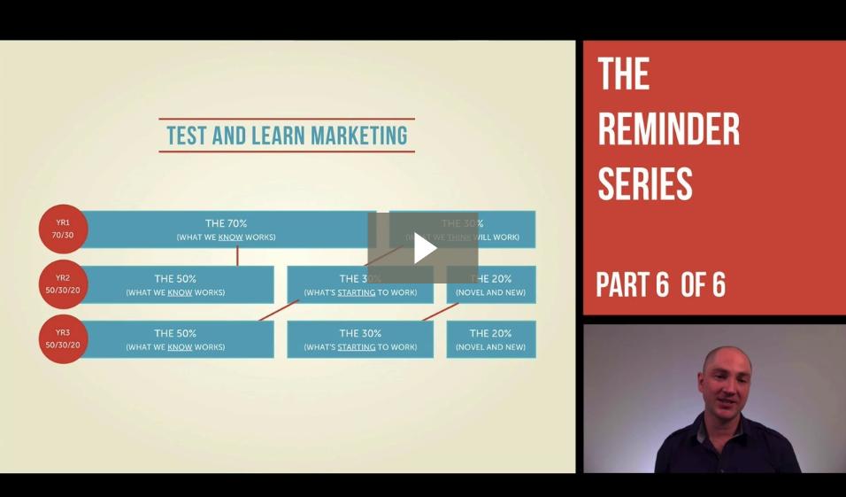 Underdog Reminder Series – Embedded Innovation
