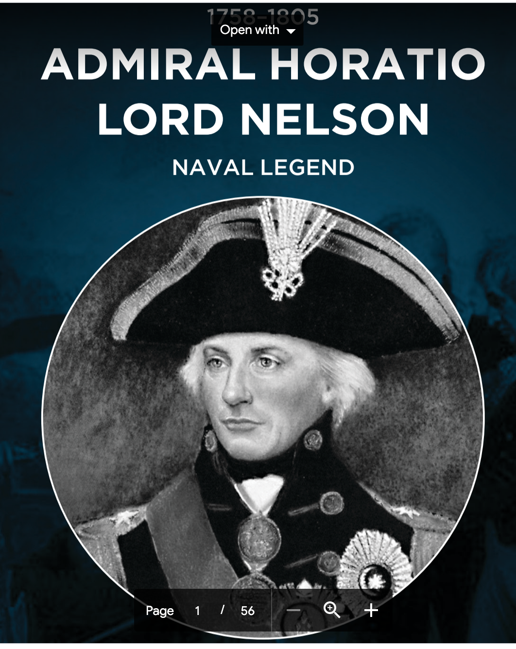 History's Greatest Strategists: Admiral Horatio Nelson